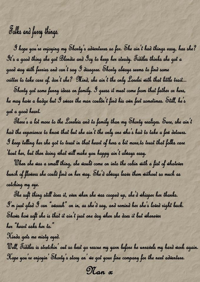 Nan letter copy