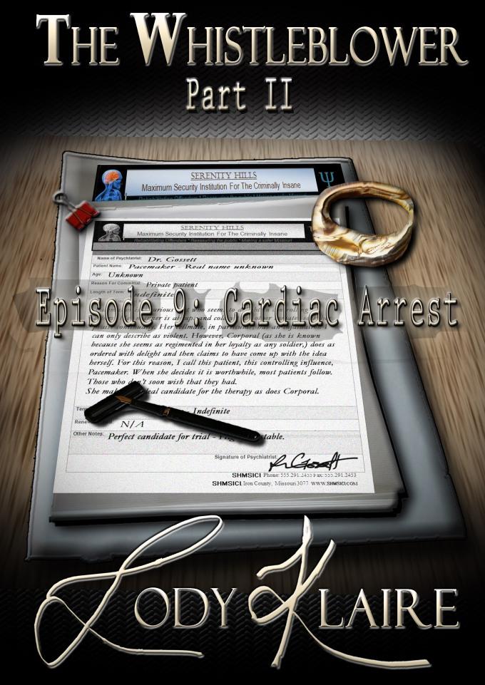 The Whistleblower – Part II – Episode9
